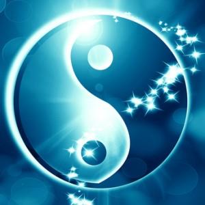 ying yang-blue